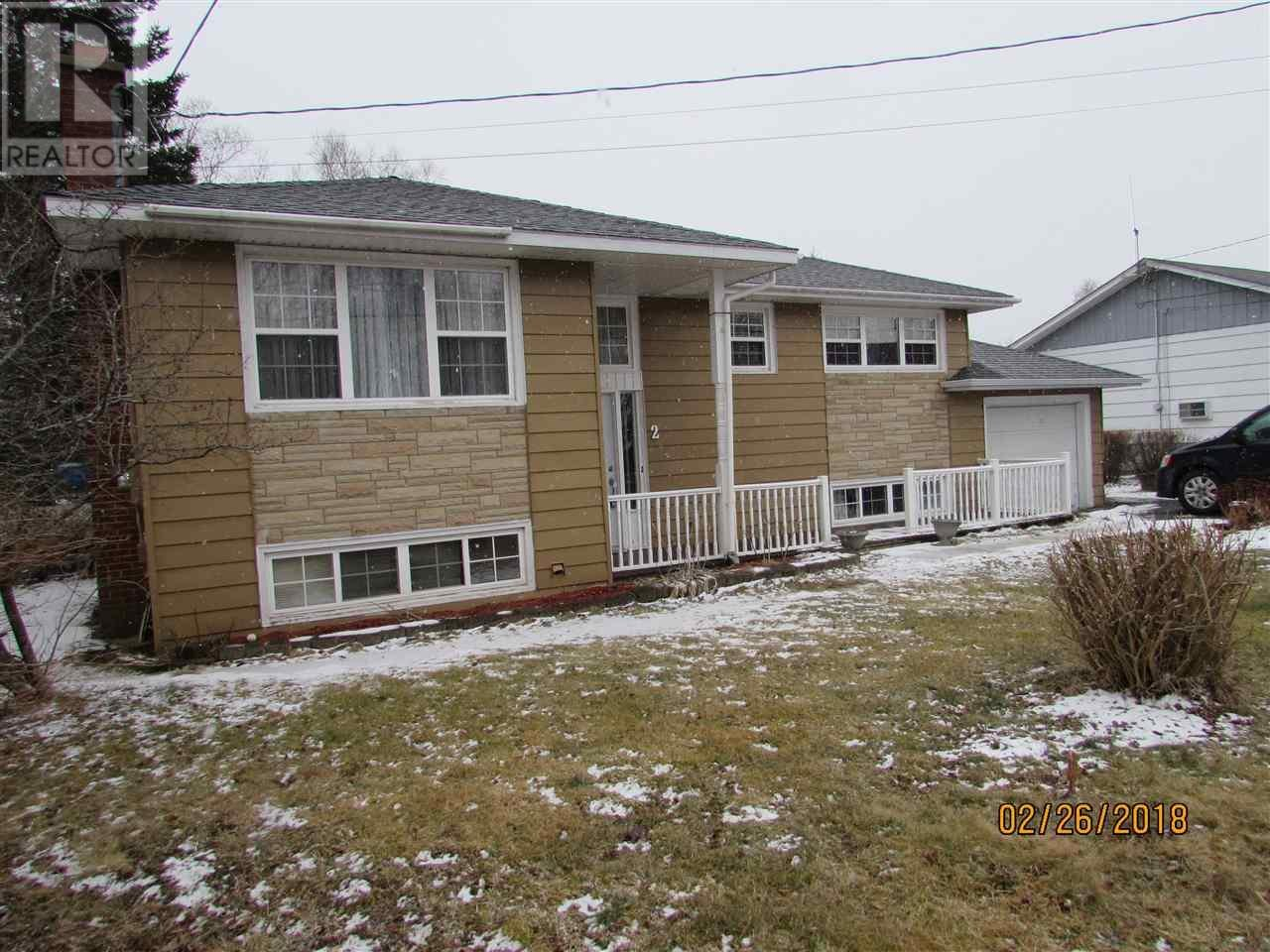Removed: 2 Baird Street, North Sydney, NS - Removed on 2018-05-08 10:04:41