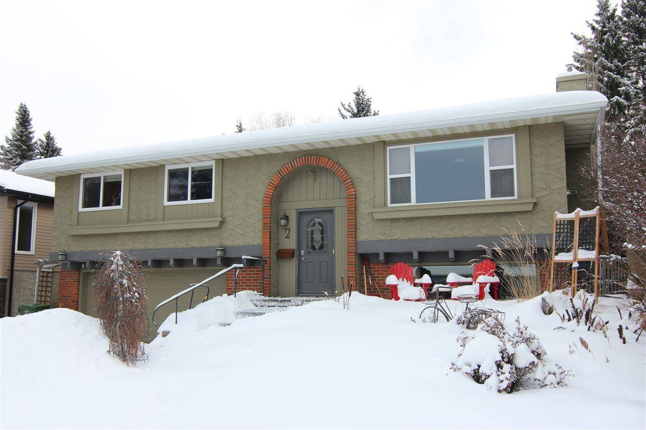 House for sale at 2 Banting Pl St. Albert Alberta - MLS: E4184998