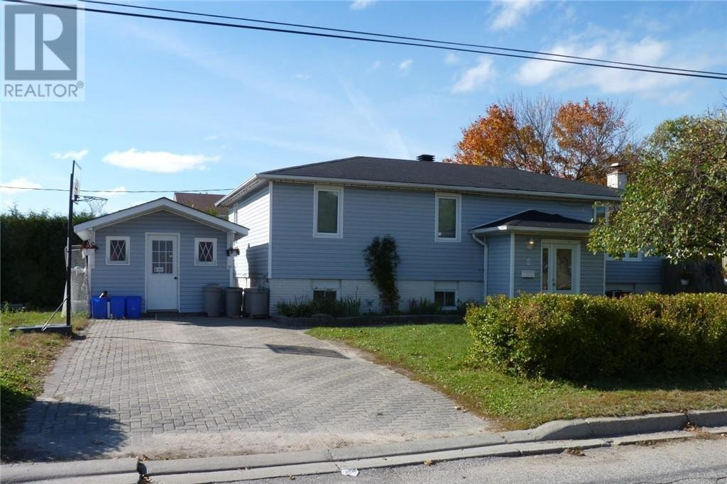 House for sale at 2 Belleview Cres North Bay Ontario - MLS: 40031919
