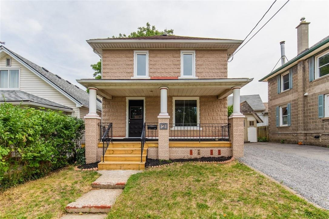 House for rent at 2 Berryman Ave St. Catharines Ontario - MLS: H4092518