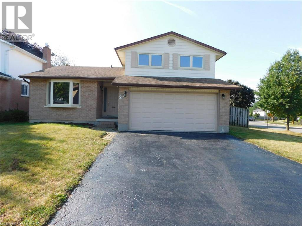 House for sale at 2 Bexhill Dr London Ontario - MLS: 216716