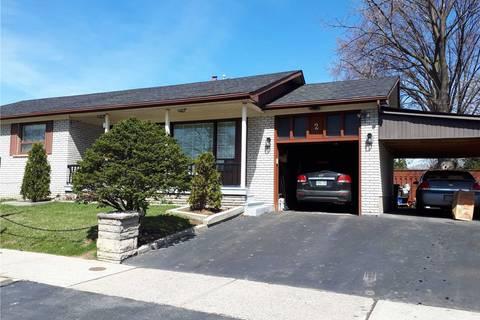 House for sale at 2 Birgitta Cres Toronto Ontario - MLS: W4402901