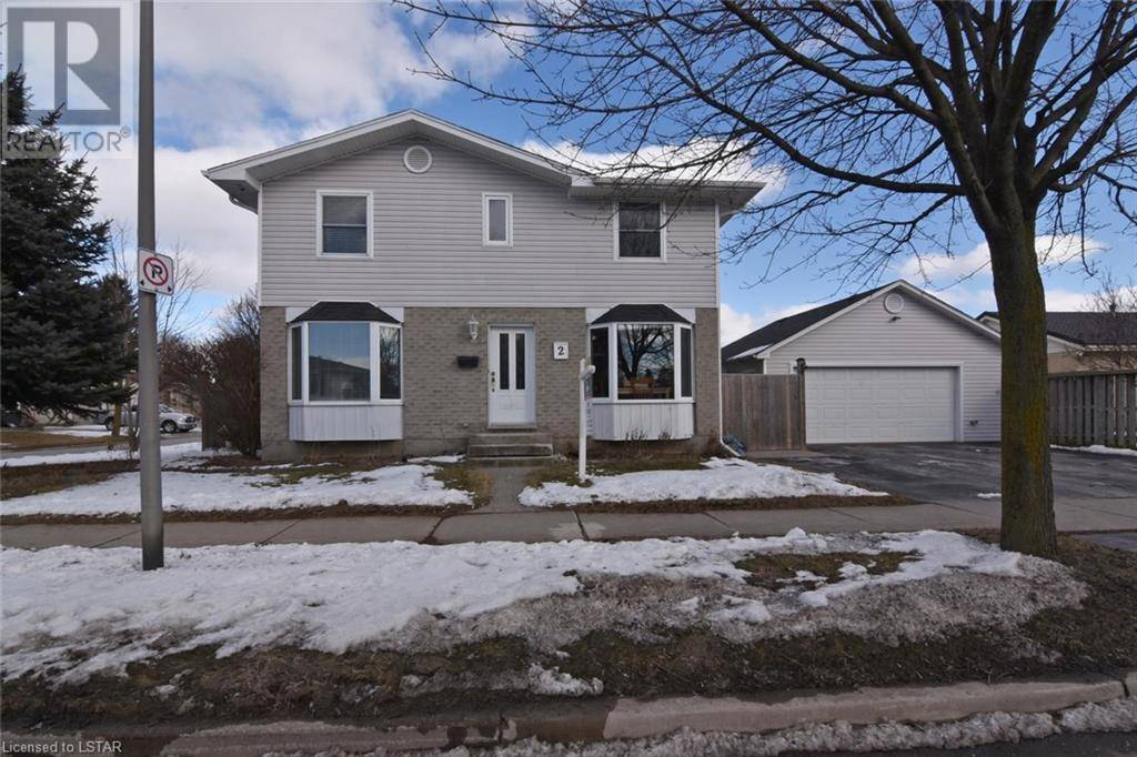 House for sale at 2 Bloomsbury Ct London Ontario - MLS: 245926