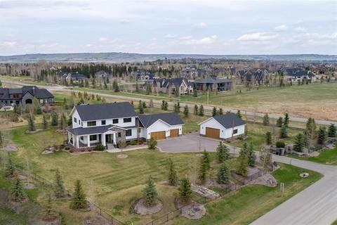 House for sale at 2 Braemar Glen Rd Rural Rocky View County Alberta - MLS: C4245603