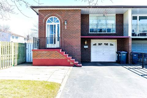Townhouse for sale at 2 Bramhall Ct Brampton Ontario - MLS: W4393305