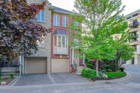 Townhouse for sale at 2 Brownstone Ln Toronto Ontario - MLS: W4774404