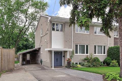Townhouse for rent at 2 Cabot Ct Toronto Ontario - MLS: W4544579