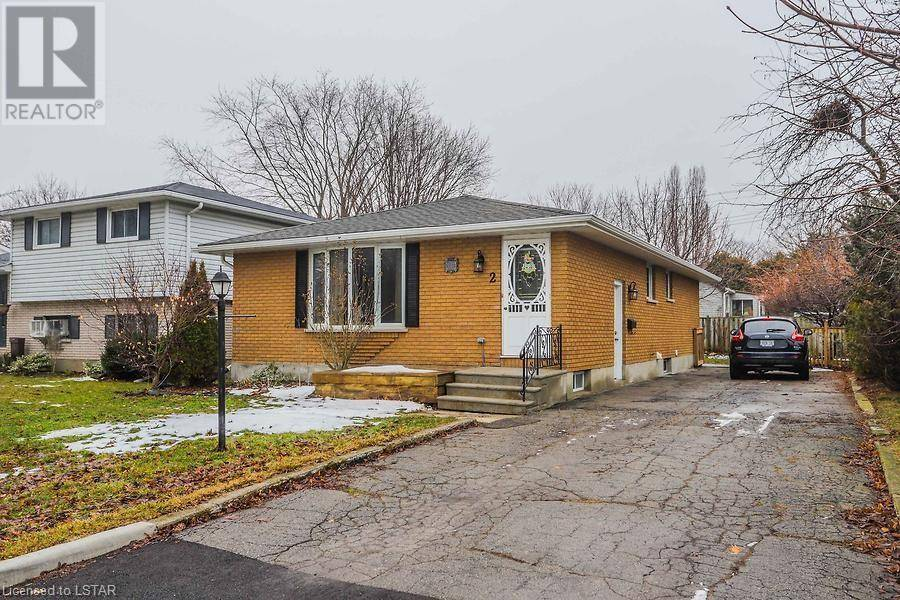 House for sale at 2 Caldwell St St. Thomas Ontario - MLS: 246678