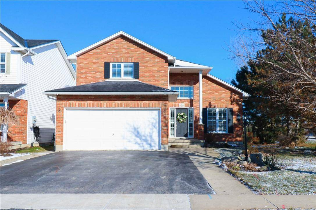 House for sale at 2 Caledonia Ave Caledonia Ontario - MLS: H4072535