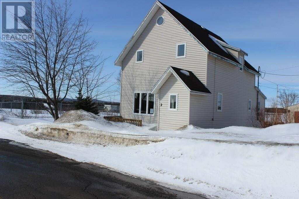 House for sale at 2 Carmelite Rd Grand Falls-windsor Newfoundland - MLS: 1212024
