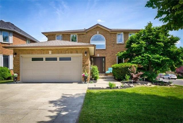 Sold: 2 Caswell Drive, Hamilton, ON