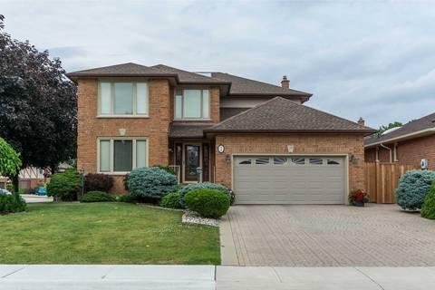 House for sale at 2 Chert Ave Hamilton Ontario - MLS: X4541295