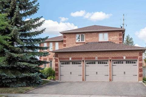 House for sale at 2 Chickadee Cres Brampton Ontario - MLS: W4584460
