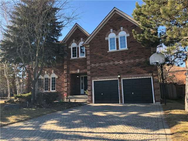 Sold: 2 Clarendon Drive, Richmond Hill, ON