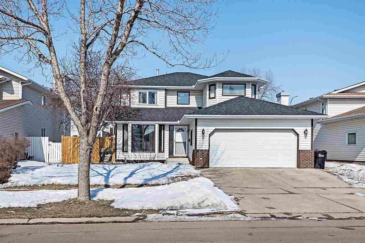 House for sale at 2 Coachman Te Sherwood Park Alberta - MLS: E4192247