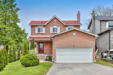 House for sale at 2 Corral Ct Whitby Ontario - MLS: E4469851