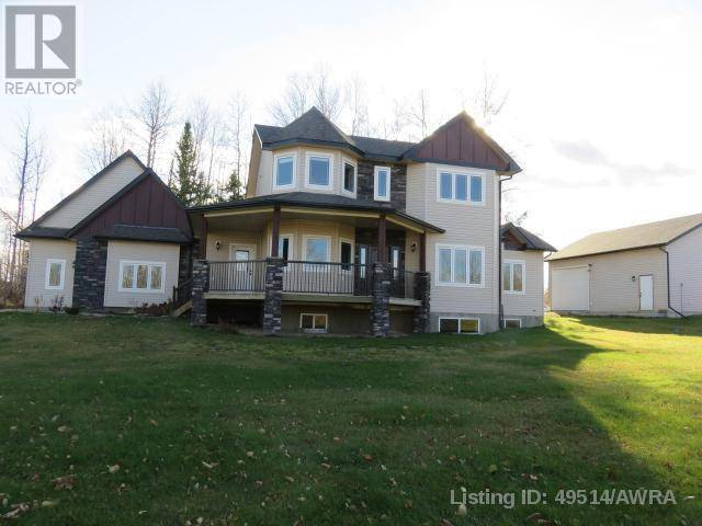 House for sale at 2 Country Ln Est Slave Lake Alberta - MLS: 49514