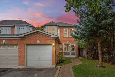Residential property for sale at 2 Deer Creek Pl Brampton Ontario - MLS: W4961730
