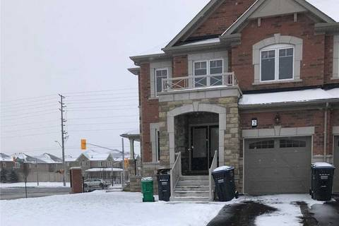 Townhouse for rent at 2 Desire Cove (upper)  Brampton Ontario - MLS: W4601847