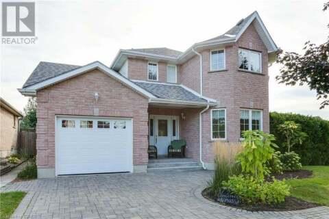 House for sale at 2 Dogwood Dr Tillsonburg Ontario - MLS: 40015900