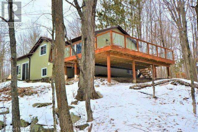House for sale at 2 East Point Dr Mckellar Ontario - MLS: 244829
