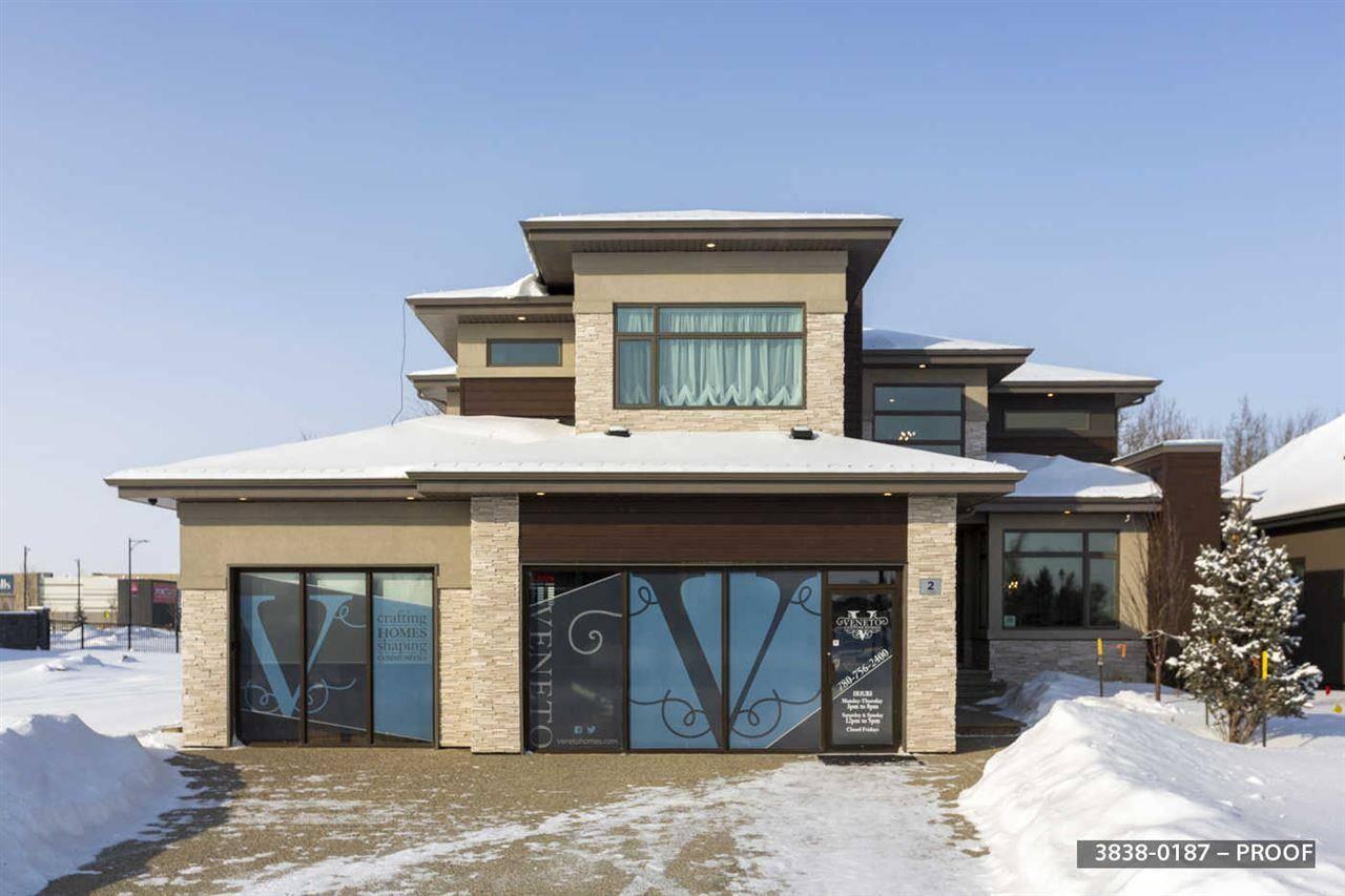 House for sale at 2 Easton Cs St. Albert Alberta - MLS: E4183651