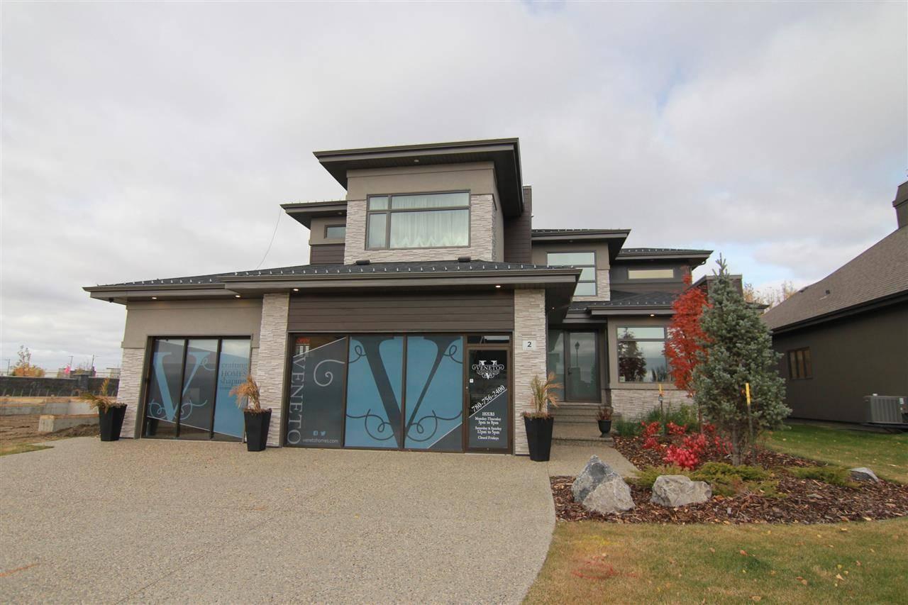 House for sale at 2 Easton Cs St. Albert Alberta - MLS: E4193934