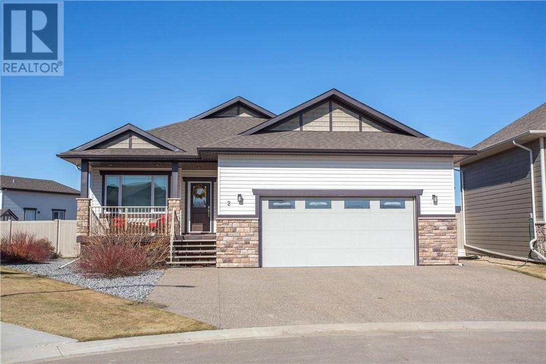 House for sale at 2 Edina Cs Lacombe Alberta - MLS: ca0188725