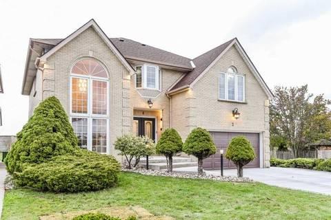 House for sale at 2 Elena Ct Hamilton Ontario - MLS: X4644955