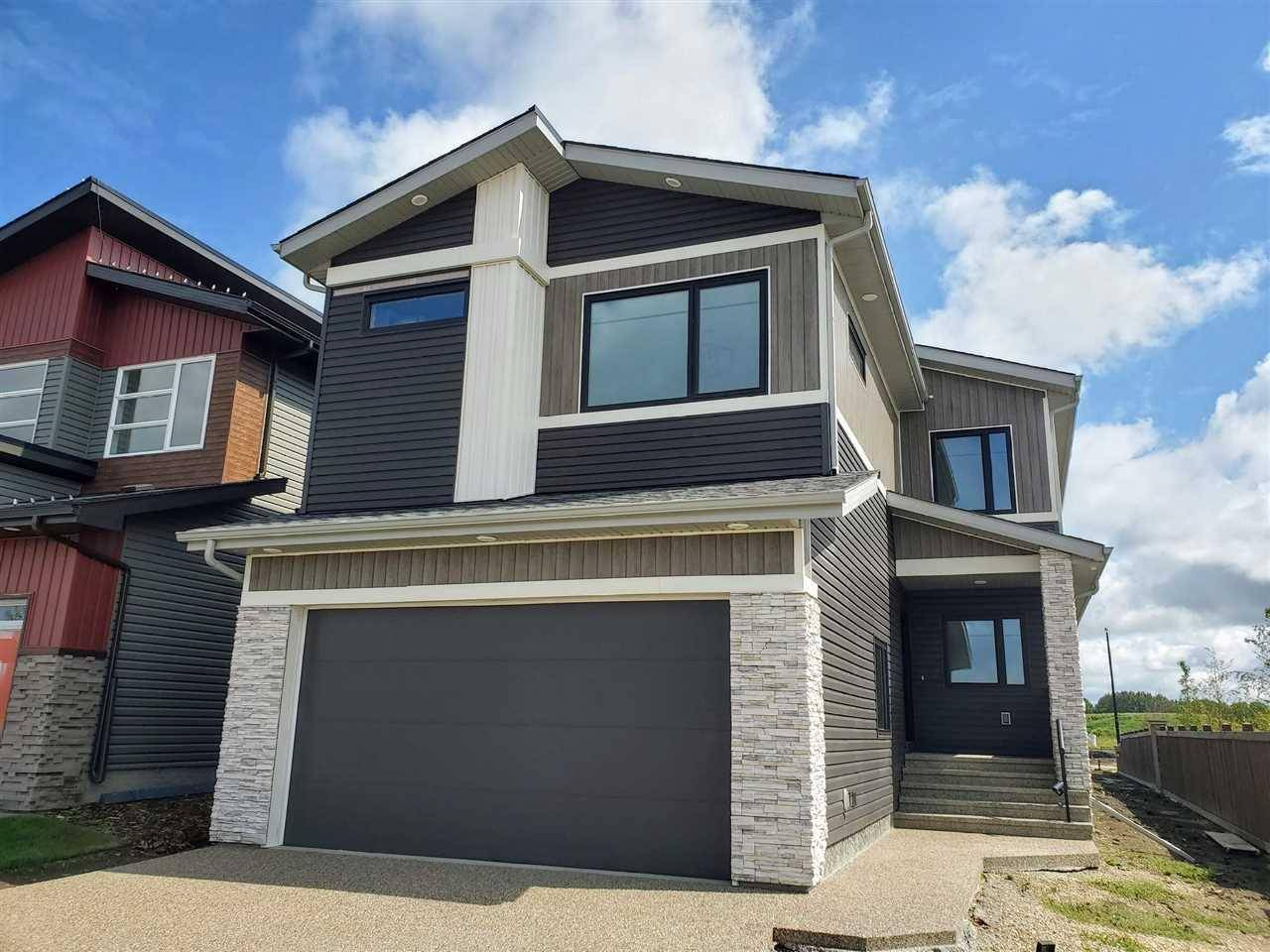 House for sale at 2 Elwyck Gt Spruce Grove Alberta - MLS: E4168269