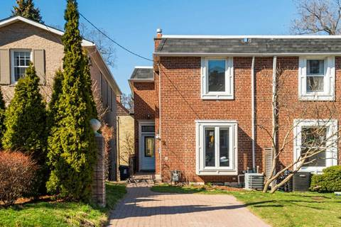 Townhouse for sale at 2 Fairfield Rd Toronto Ontario - MLS: C4736935