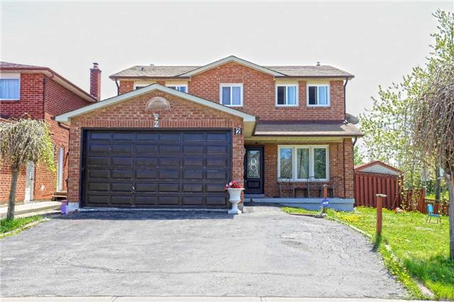 For Sale: 2 Fairlight Street, Brampton, ON | 4 Bed, 4 Bath House for $839,000. See 20 photos!