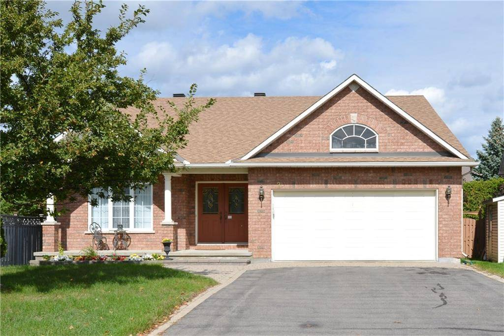 House for sale at 2 Fanterra Wy Ottawa Ontario - MLS: 1171243