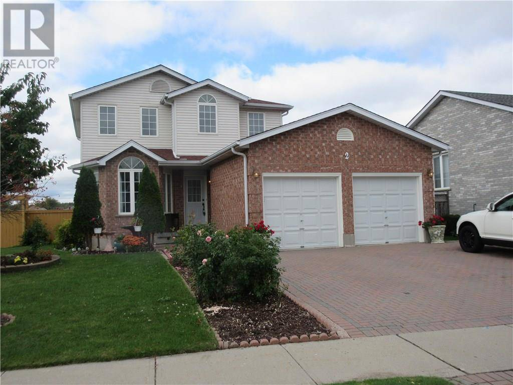 House for sale at 2 Flaherty Dr Guelph Ontario - MLS: 30767753