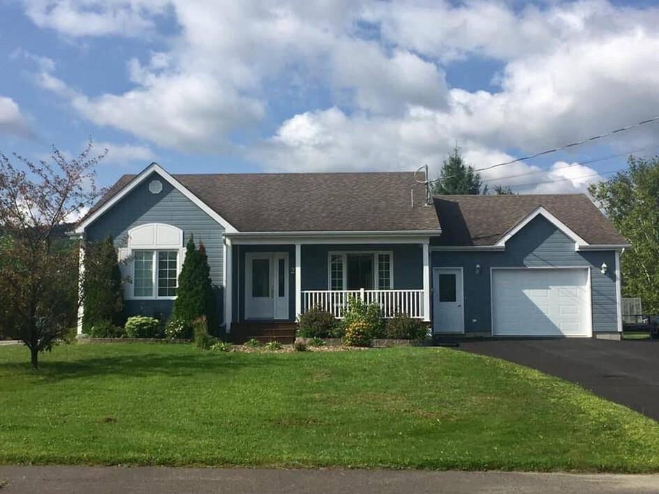 House for sale at 2 Gabriel St Saint Jacques New Brunswick - MLS: NB022678