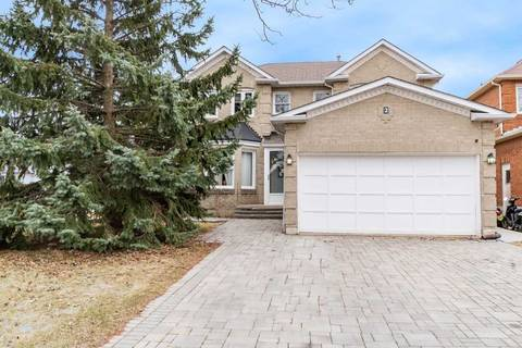 House for sale at 2 Giffen Pl Brampton Ontario - MLS: W4406029
