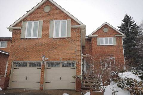 House for sale at 2 Hare Ct Markham Ontario - MLS: N4692358