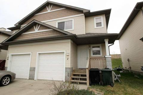 Townhouse for sale at 2 Hartwick Landng Spruce Grove Alberta - MLS: E4157346