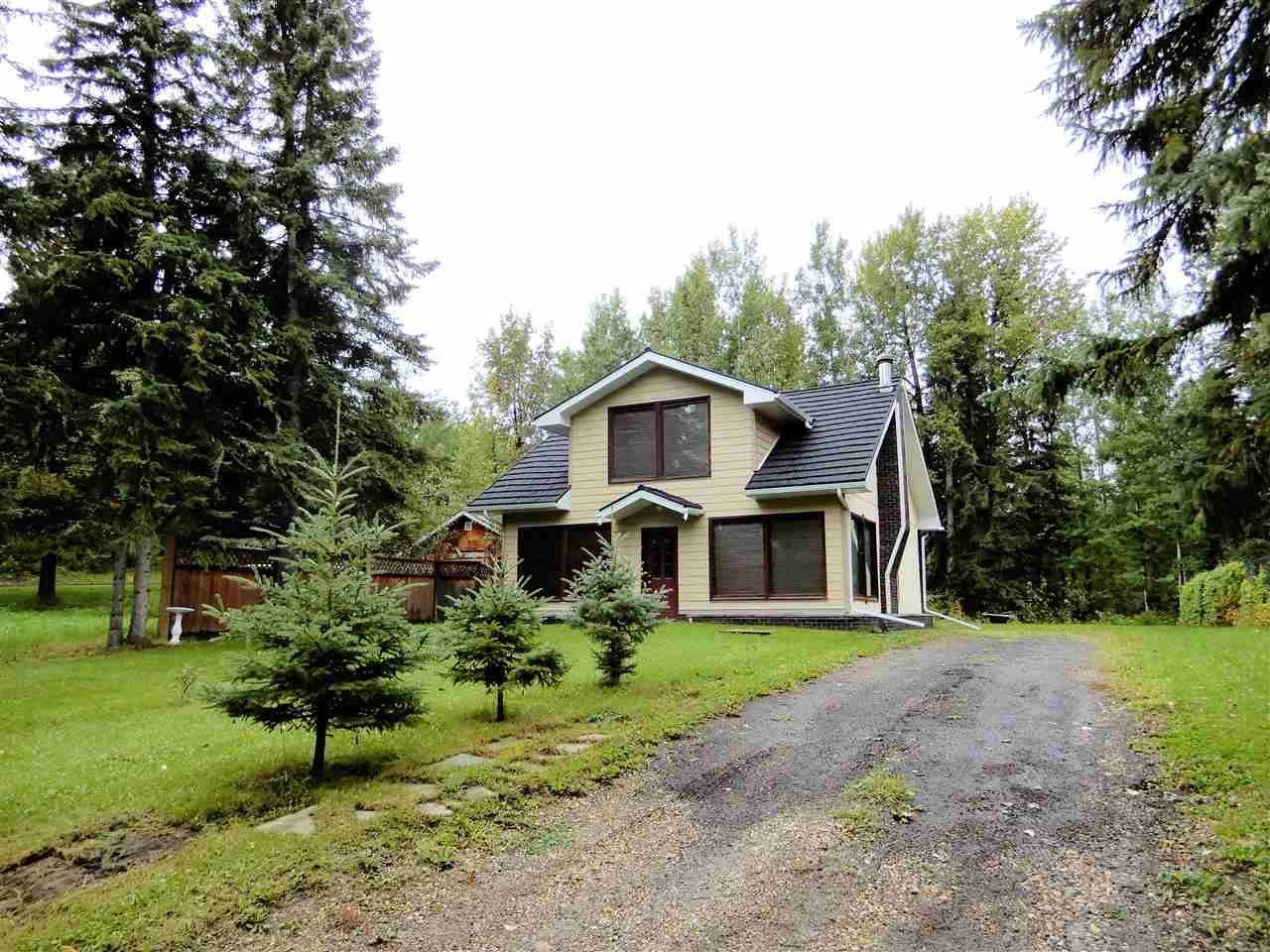 House for sale at 2 Hazel Ave Rural Lac Ste. Anne County Alberta - MLS: E4173205