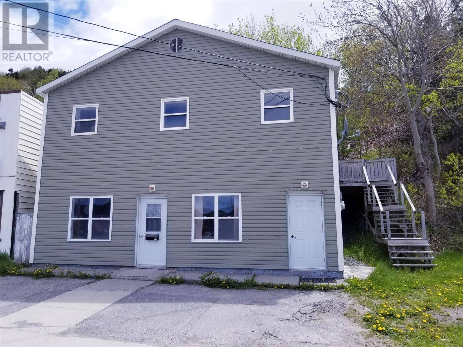 House for sale at 2 Humber Rd Corner Brook Newfoundland - MLS: 1197462