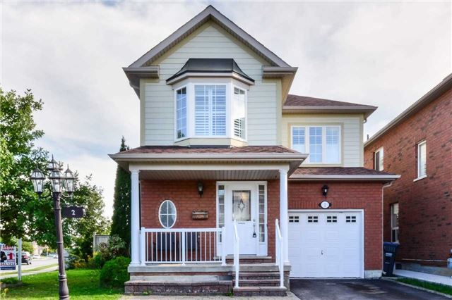 Sold: 2 Irene Crescent, Brampton, ON