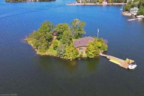 House for sale at 2 Island 790 . Georgian Bay Ontario - MLS: 40022487