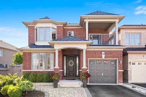 House for sale at 2 Jeffrey Nihda Cres Markham Ontario - MLS: N4572278