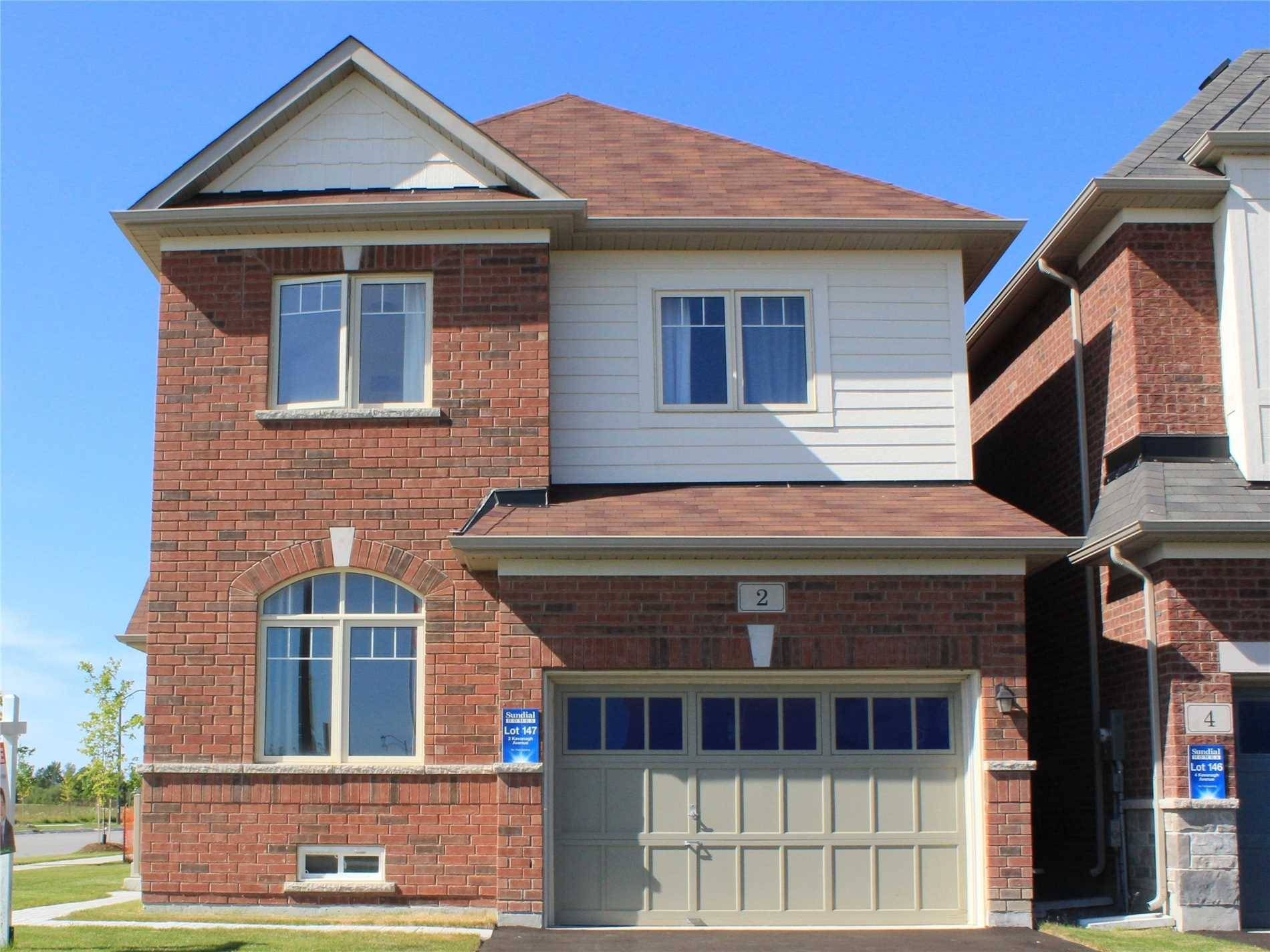 House for sale at 2 Kavanagh Ave East Gwillimbury Ontario - MLS: N4514231