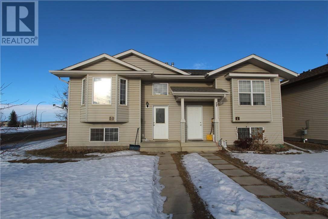 Townhouse for sale at 2 Keen Cres Red Deer Alberta - MLS: ca0188873