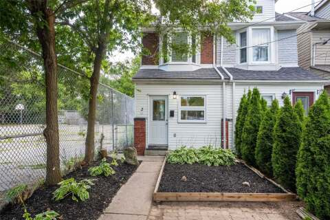 Townhouse for sale at 2 King Edward Ave Toronto Ontario - MLS: E4857137
