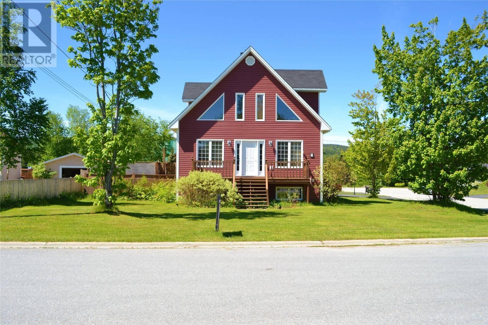 House for sale at 2 King St Pasadena Newfoundland - MLS: 1195749