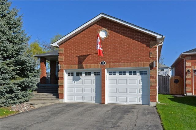 For Sale: 2 Ladd Court, Clarington, ON | 2 Bed, 3 Bath House for $639,900. See 20 photos!