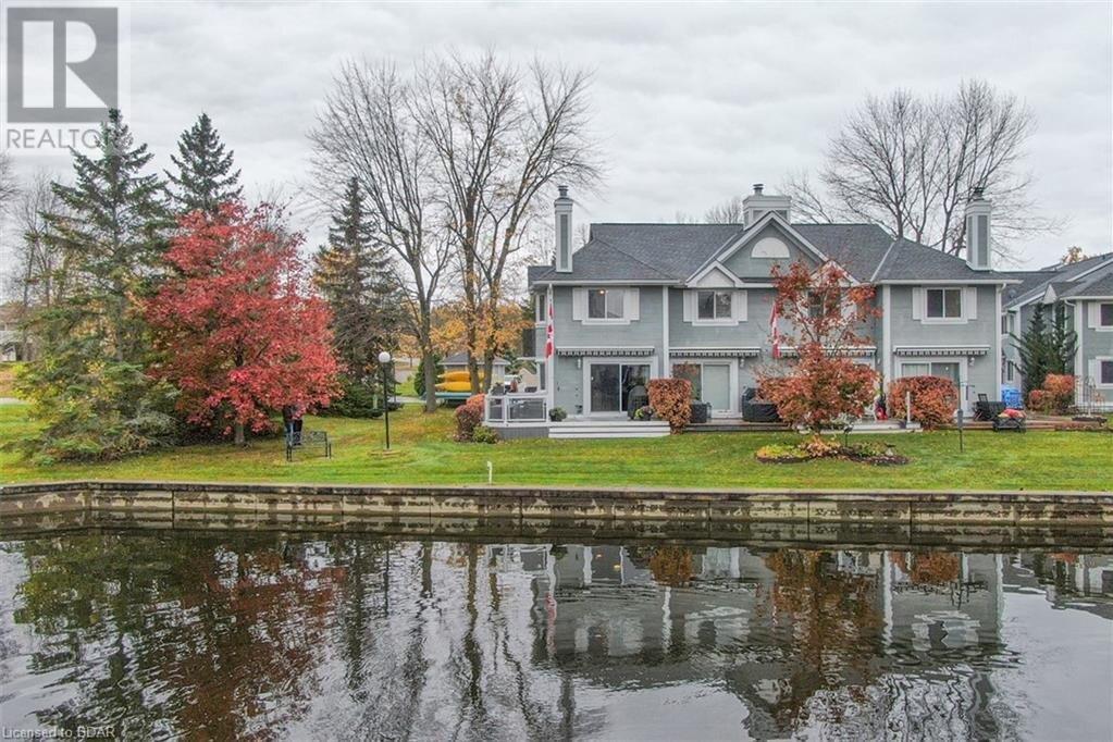 Townhouse for sale at 2 Laguna Pw Ramara Ontario - MLS: 40036360