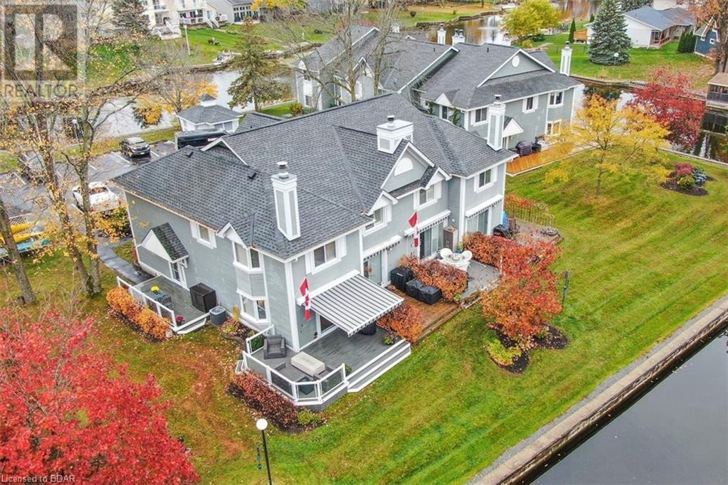 Townhouse for sale at 2 Laguna Pw Ramara Ontario - MLS: 40047233